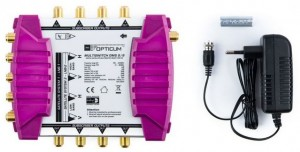 MULTISWITCH OPTICUM OMS 9/8 GOLDEN LINE
