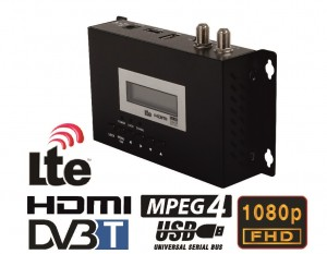 Modulator OPTICUM HDMI DVB-T LTE USB