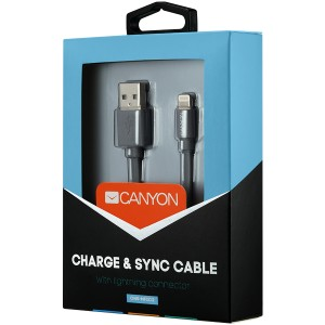 KABEL MFI USB CERTYFIKAT APPLE IPHONE IPOD 1M CANYON