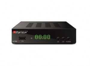 Tuner OPTICUM Nytro Box DVB-T2 H.265
