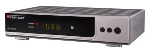 TUNER DVB-S2 OPTICUM HD X300S PLUS